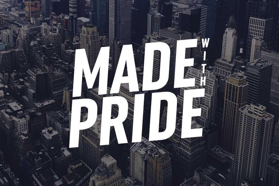 made with pride photo
